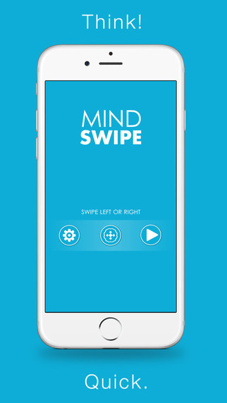 Mind Swipe - A Brain Concentration Training Game