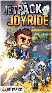 Screenshot #6 for Jetpack Joyride