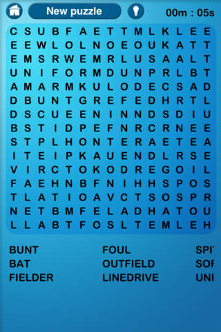 Puzzle - Word Search screenshot 3