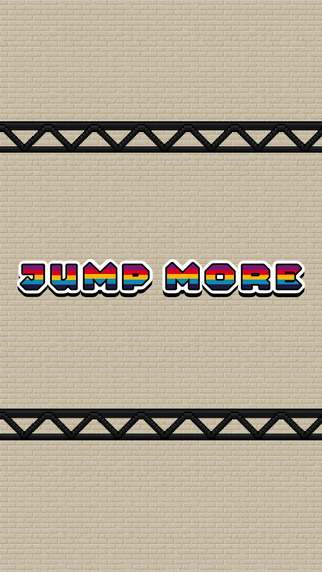 Jump More – 8 bit retro platform game