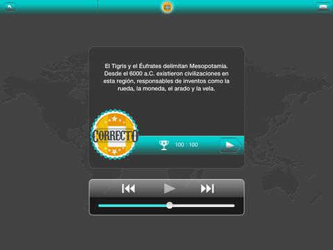 Screenshots for El Juego de la Historia HD