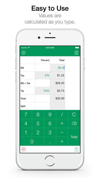 Tips HD Pro - Easy Tip Calculator