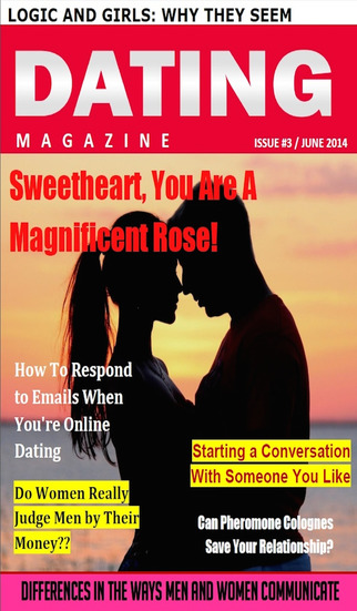 Dating Magazine - Keep the Relationship Going