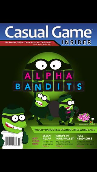 Casual Game Insider Magazine