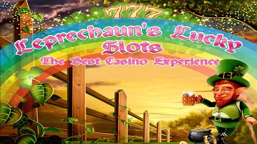 Leprechaun's Lucky Slots - The Best Casino Experience