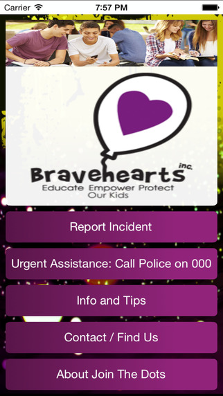 Bravehearts - Join The Dots