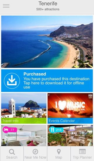 My Destination Tenerife Guide