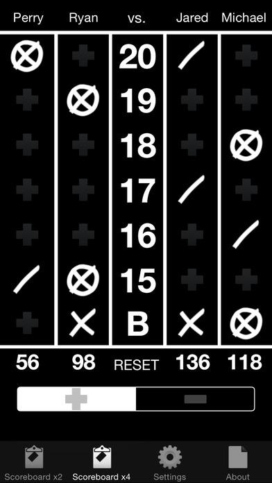 ezCricketScore iPhone Screenshot 2