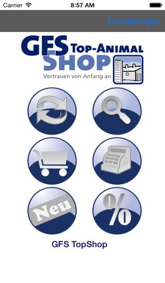 GFS Shop APP