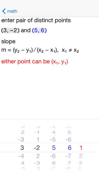 AStraightLine Straight Line Equations