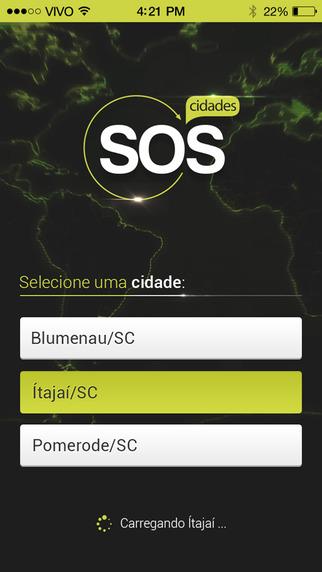 SOS Cidades
