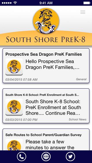 South Shore PreK-8