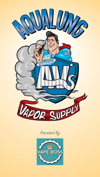 Aqualung Vapor Supply - Powered by Vape Boss