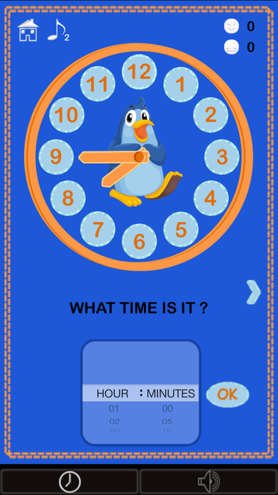 KidsClocks iPhone Screenshot 2
