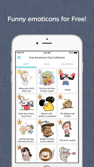 Free Emoticons Chat Collection