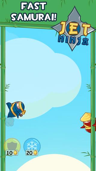 Jet Ninja - Doodle Assassins