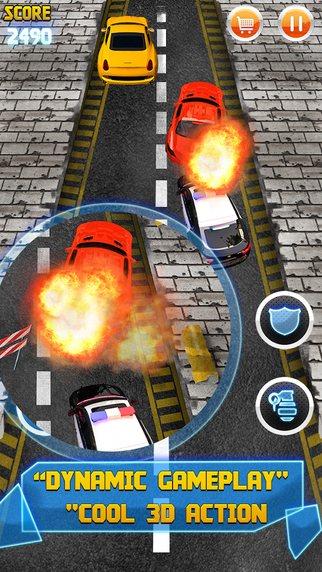 ACe Cop Chase - Police Car Racing Game