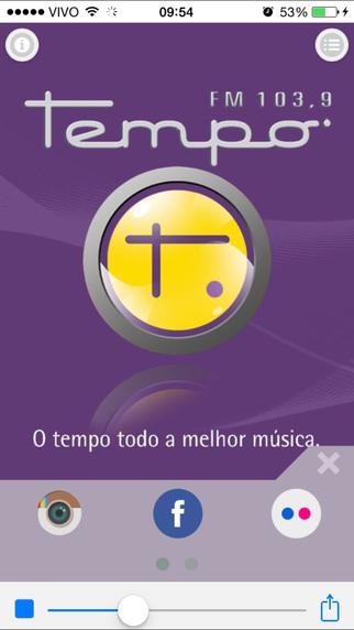 Rede Aleluia / São Paulo / Brasil iPhone Screenshot 1
