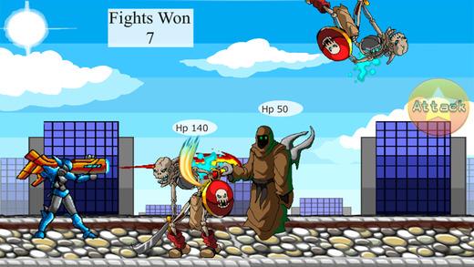 Mech Fighter