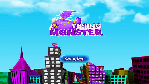 A Air Flying Monster High Simulator - Adventure Le
