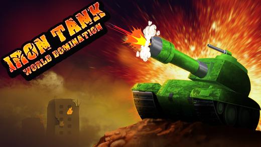 Iron Tank World Domination in: Total Military Nation Evolution Modern Desert Strike Command-o