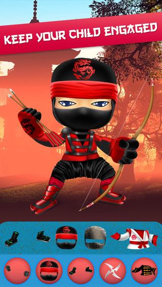 My Epic Ninja Superheroes World Fighter Club Game Pro