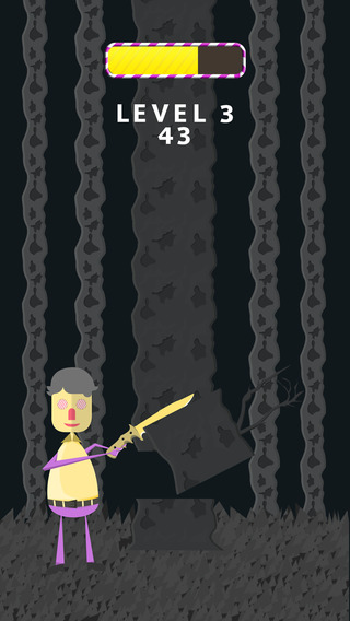 Cut the Turkey Tree - Stick Hero in a Rush to Shape the Tree