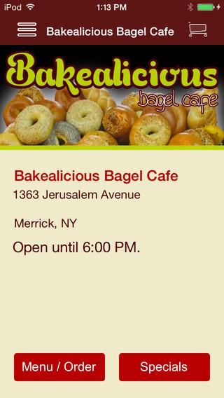 Bakealicious Bagel Cafe