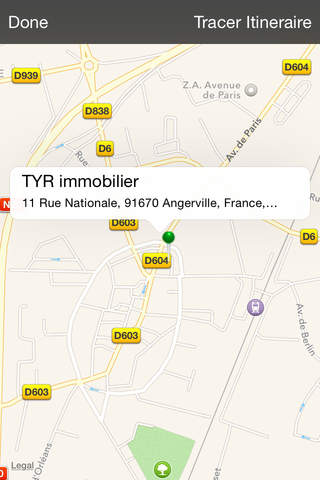 TYR Immobilier screenshot 2