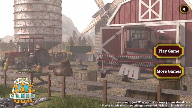 Hog Farm Hidden Objects