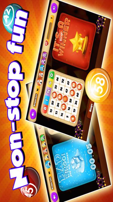 Screenshot 2 Merry Festive Bingo — Лаки Джекпот С Vegas шанс и нескольких мазки