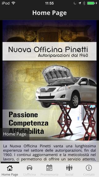 Nuova Officina Pinetti