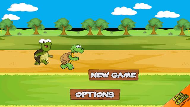 Turtle Power Racing - Cool Animal Turbo Runner