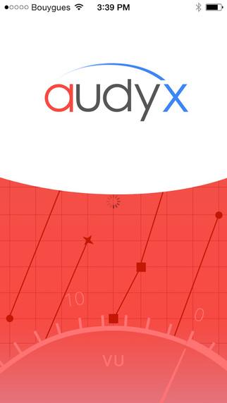 Télécommande Audyx