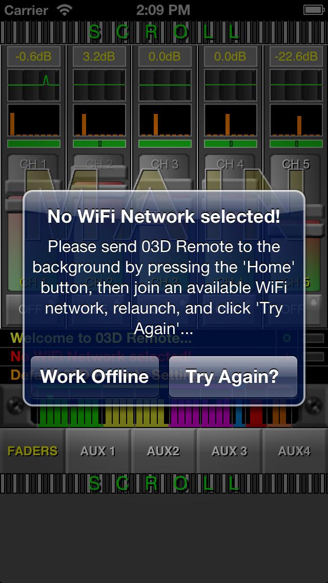 03D Remote