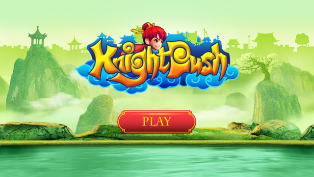 Crazy Knight: Rush Frontiers