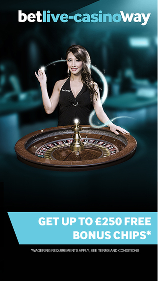 Betway Live Casino - Real Money Roulette and Baccarat