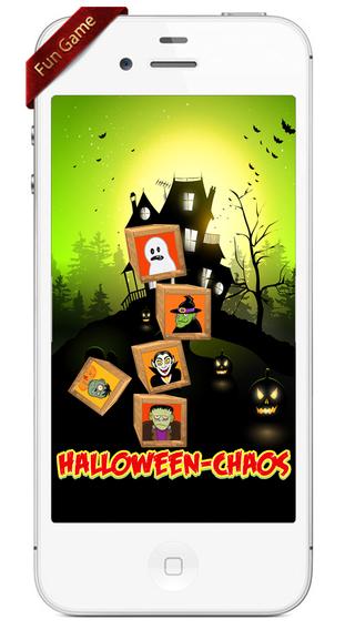 Halloween-Chaos