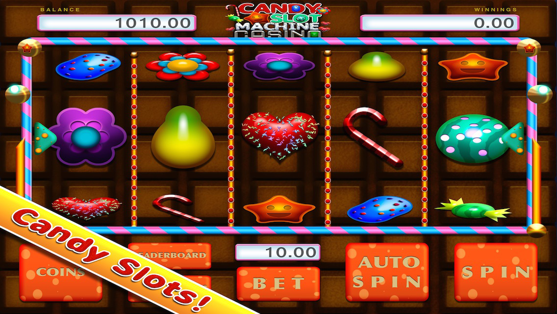 So Much Candy Slot Machine - Play Now with No Downloads