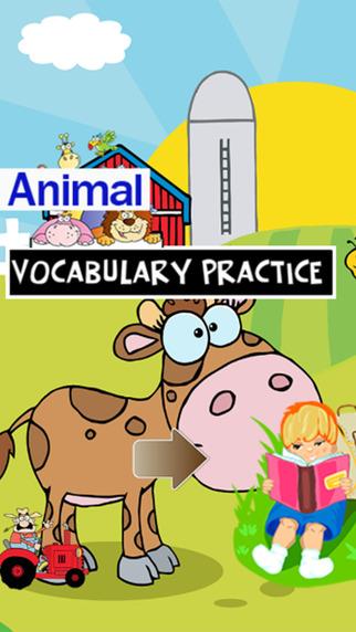 English vocabulary practice toddler