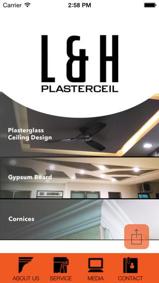 L H Plasterceil