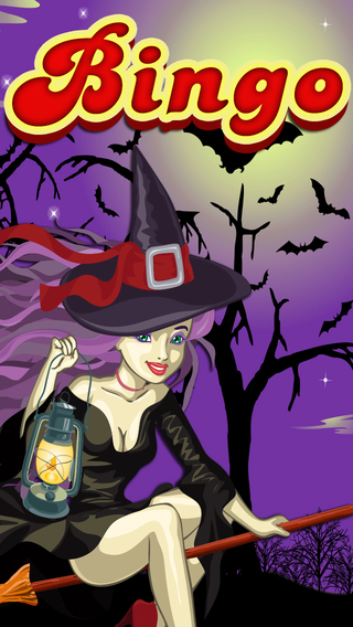 Amazing Saga of Witch-es Brew Bingo - Bubble Ball Blitz Games 2 Free