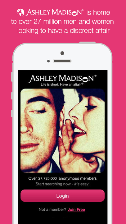 Ashley Madison - iPhone Mobile Analytics and App Store Data