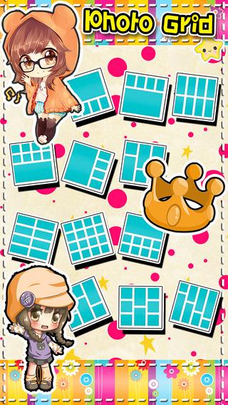 Cartoon Sticker border and Frame