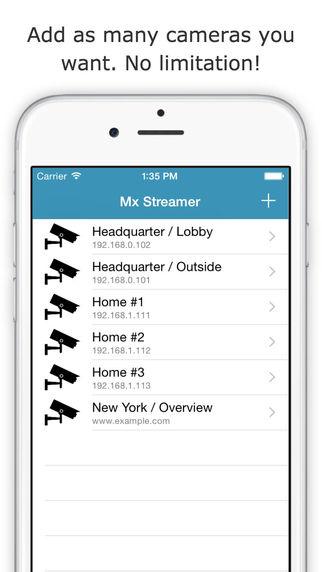 Mx Streamer