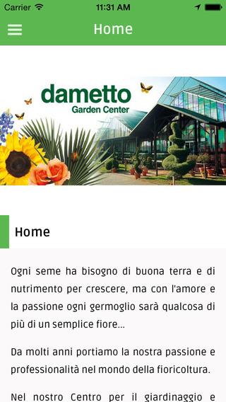 Dametto Garden Center