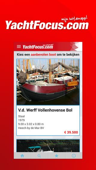 YachtFocus BotenApp