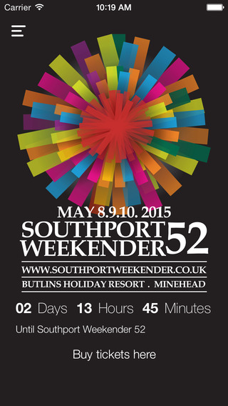 Southport Weekender Festival 52