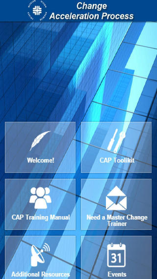 Change Acceleration Process CAP