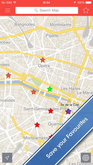 Orlando Travel Guide and Offline City Map